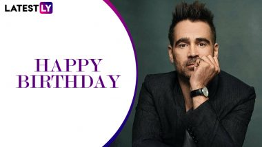 Colin Farrell Birthday Special: Top 5 Movies of the Irish Actor According to Rotten Tomatoes