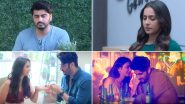 Sardar Ka Grandson Song Dil Nahin Todna: Arjun Kapoor and Rakul Preet Singh Feel Miserable As They Part Ways (Watch video)
