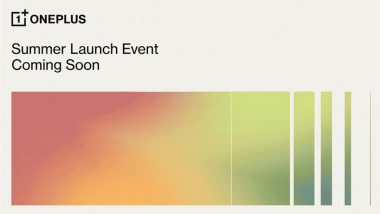 OnePlus India Teases Summer Launch Event, OnePlus Nord 2 & Nord CE 5G Debut Expected