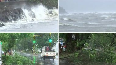 Cyclone Tauktae Impact In Goa: CM Pramod Sawant Holds Meeting To Review Damage Caused By The Tropical Cyclone In The State