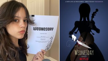Wednesday: Netflix Casts Jenna Ortega in Lead Role for Wednesday Addams Live-Action Series