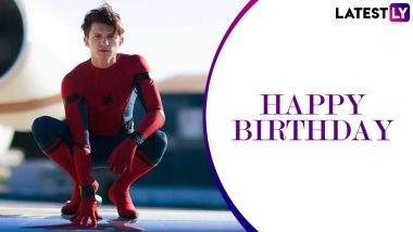 Tom Holland Birthday Special: His 5 Best Moments As Spider-Man in the Marvel Cinematic Universe (Watch Videos)