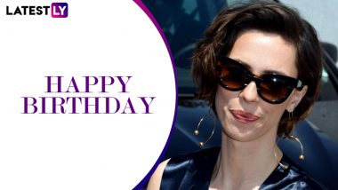 Rebecca Hall Birthday: 5 Best Roles Of the Actress That Deserve All The Cheering (Watch Video)