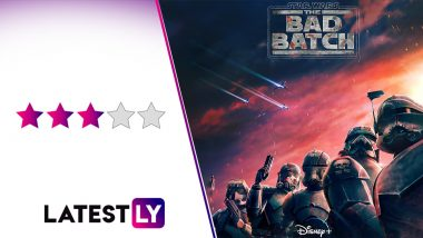 Star Wars The Bad Batch Review: A Few Flaws Aside, the Spinoff Animated Series Sets the Course Right for Itself (LatestLY Exclusive)