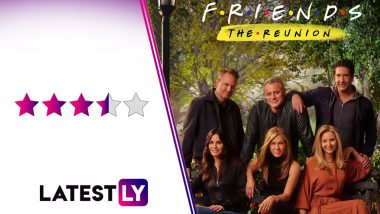 FRIENDS the Reunion Review: Nostalgic, Heartbreaking, Touching and Somewhat Stretched, 'The One Where It All Comes Back'! (LatestLY Exclusive)