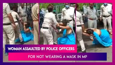Madhya Pradesh: Woman Assaulted By Police Officers For Not Wearing A Mask