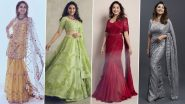 Madhuri Dixit Nene Birthday: Being Elegant is Her Forte and Redefining Elegance In Her Hobby (View Pics)