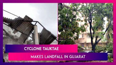 Cyclone Tauktae Landfall in Gujarat: Storm Weakens, Heavy Rain Warning In Place