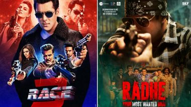 Salman Khan's Radhe Scores The Lowest IMDb Ratings For The Actor After Race 3