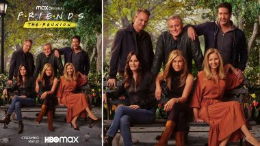 Friends Reunion Sparks Outrage on Social Media, Here's Why