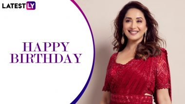 Madhuri Dixit Birthday Special: 5 Powerful Dialogues Delivered by the Dhak Dhak Girl