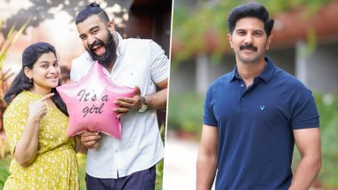 Malayalam Actor Siju Wilson Blessed With A Baby Girl; Dulquer Salmaan Congratulates Saying 'Baby Girls Are The Best' (View Pic)