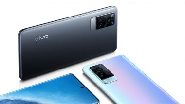 Vivo X60 Pro 5G Smartphone Launched in Europe; To Go on Sale Next Month