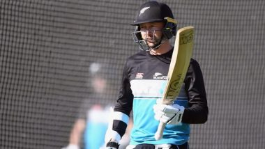 New Zealand's Devon Conway Using Kitty Litter To Prepare For Indian Spinners in World Test Championship Final