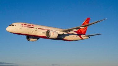 Air India Flight Returns Mid-Air to Delhi After Bat Found in Plane
