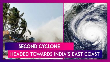 New Cyclone 'Yaas' Set To Form In Bay of Bengal Near Andaman Sea, Tropical Storm Likely Could Potentially Hit Eastern States