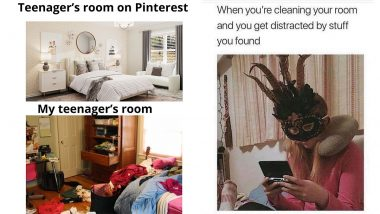 National Clean Your Room Day 2021 Funny Memes and Jokes: Hilarious Reactions That Are Too Amusing & Relatable to Miss!