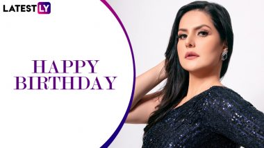Zareen Khan Birthday Special: 5 Times the Actress Gave a Sassy Reply to Body Shaming and Online Trolls