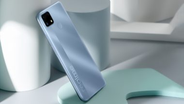 Realme C25s Smartphone Likely To Be Launched in India Next Month: Report