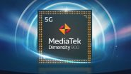 MediaTek Dimensity 900 5G Chipset Unveiled To Power Premium Features in Smartphones