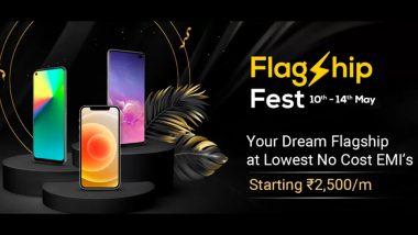 Flipkart Flagship Fest Sale 2021: Decent Discounts on iPhone 12 Series, Oppo F19 Pro+ 5G, Motorola Razr 5G, iPhone 11 & More