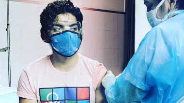 After Debina Bonnerjee, Husband Gurmeet Choudhary Gets the First Dose of COVID-19 Vaccine