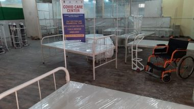 West Bengal: Free COVID-19 Care Centre in Siliguri to Start from Tomorrow