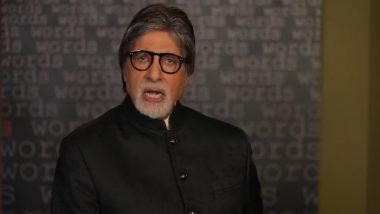 Amitabh Bachchan Rectifies Error, Credits Prasoon Joshi for Poem He Recited To Encourage COVID-19 Warriors (Watch Video)