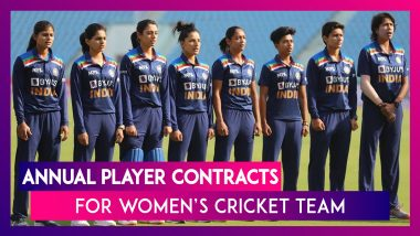 BCCI Announces Annual Player Contracts for Indian Women's Cricket Team