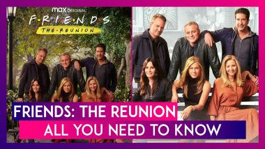 Friends: The Reunion: All You Need To Know As The Star Cast Comes Together For A Special Episode