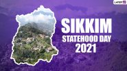 Happy Sikkim Foundation Day 2021! Send Sikkim Day Messages, Greetings, Wishes, Quotes, GIFs, and Telegram Images to Celebrate Annexation Day