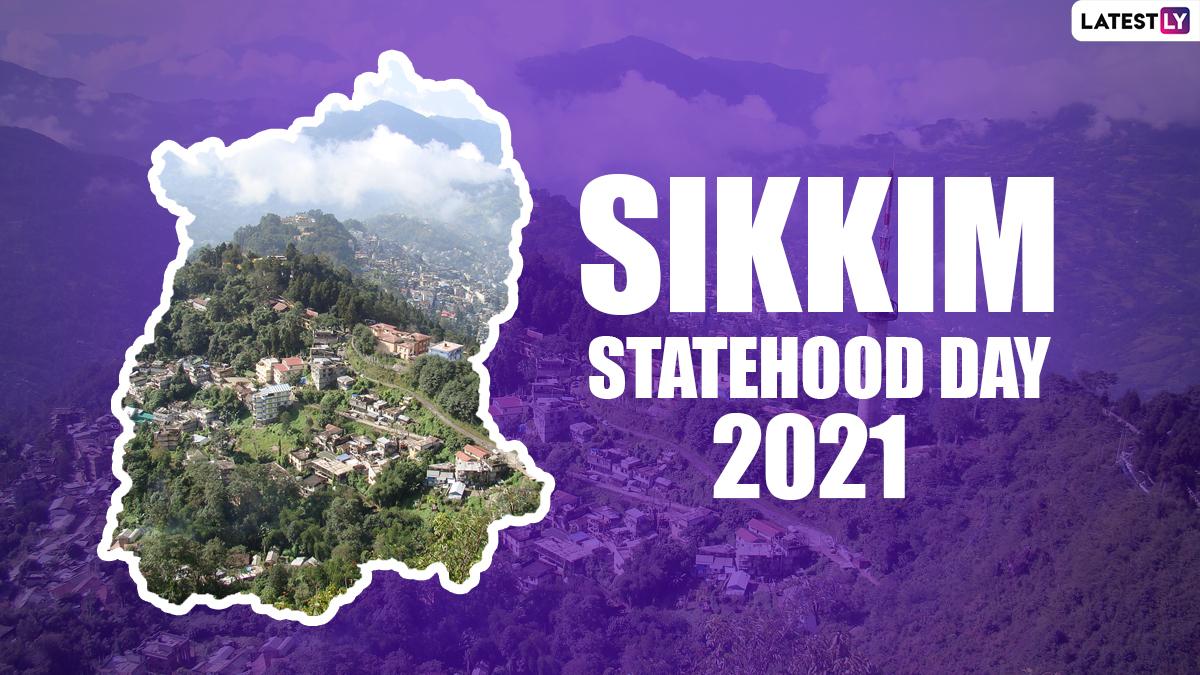 8 Sikkim Statehood Day 2021