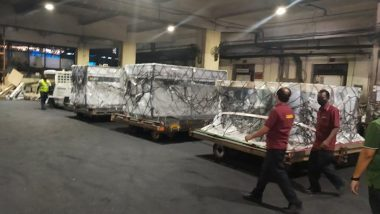 Third Consignment of Remdesivir from US Reaches India