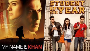 Karan Johar Birthday Special: From My Name Is Khan To Student Of The Year: Ranking The Director's Movies As Per IMDb Ratings