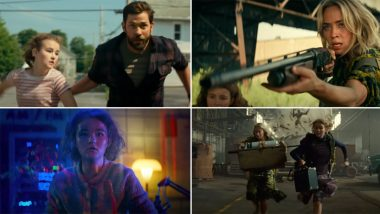 A Quiet Place Part II Trailer: Scares Keep Coming in As Emily Blunt Protects Her Family From Terrors Outside (Watch Video)