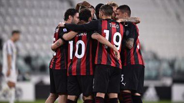 Juventus vs AC Milan Live Streaming Online