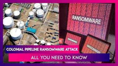 Colonial Pipeline Ransomware Attack: Know About The Cyber Attack On US's Oil Supply To The Country's East Coast