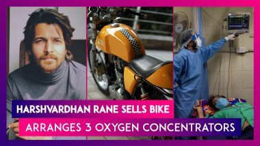 Harshvardhan Rane Arranges 3 Oxygen Concentrators By Selling His Bike; Pooja Hegde Recovers From Covid-19, Tests Negative