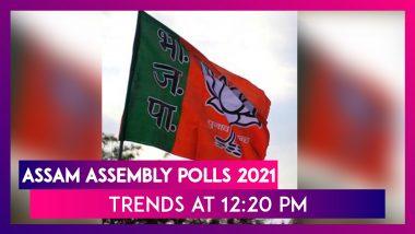 Assam Assembly Polls 2021: BJP Far Ahead Of Its Rival Congress