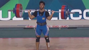 Achinta Sheuli Wins Silver in 73Kg Category at World Junior Weightlifting Championship 2021