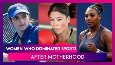 Mother's Day 2021: Inspirational Sportswomen Who Dominated Their Sport After Motherhood
