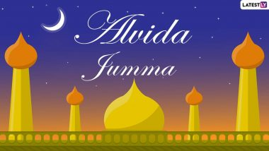 Jumma Mubarak 2021: Netizens Extend Wishes on Twitter In Celebration of The Second Holiest Day During The Month of Ramzan (See Tweets)
