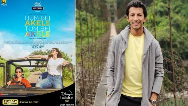 Hum Bhi Akele Tum Bhi Akele: Anshuman Jha Reveals Why His New Release Is Special for Him