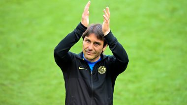Antonio Conte Set To Part Ways With Inter Milan After Guiding Nerazzurri To Serie A Triumph