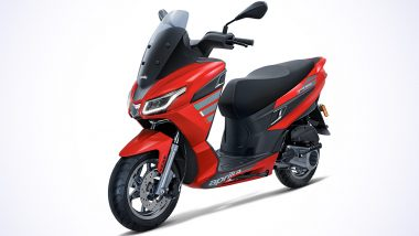 Aprilia SXR 125 Maxi-Scooter Launched in India at Rs 1.14 Lakh; Check Features & Specifications