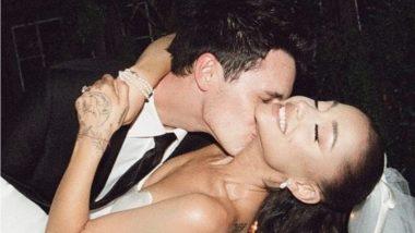Ariana Grande-Dalton Gomez Full Wedding Album: Check Photos of Stylish Husband and Wife Duo