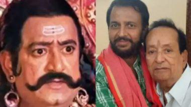 Arvind Trivedi's Death Hoax: Sunil Lahri Quashes Rumours of Ramayan Actor's Demise