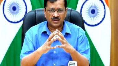 Arvind Kejriwal Writes to Dr Harsh Vardhan, Urges Him to Direct SII & Bharat Biotech to Increase Monthly Supplies to Delhi to 60 Lakh Doses of COVID-19 VaccineDuring May to July