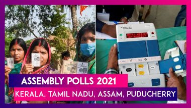 Assembly Polls 2021: LDF Retains Kerala, DMK Back In Tamil Nadu After 10 Years, BJP In Assam