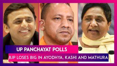 UP Panchayat Polls: BJP Loses Big In Ayodhya, Kashi And Mathura